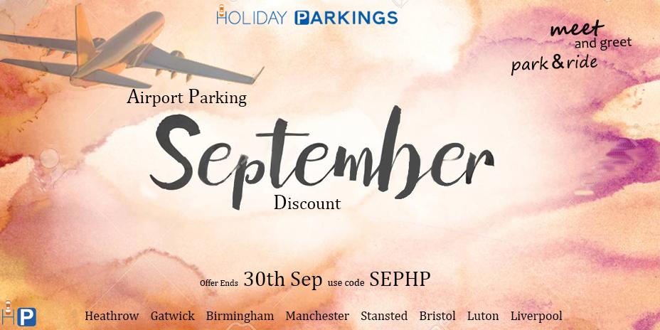 Airport Parking Discount Code, cheap airport parking