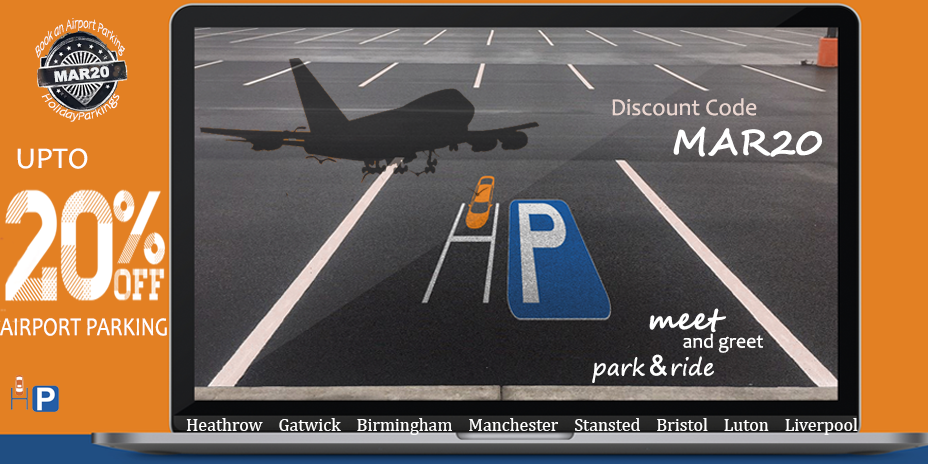 airport parking discount