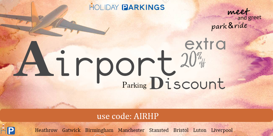 heathrow parking discount meet and greet park and ride Holidayparkings