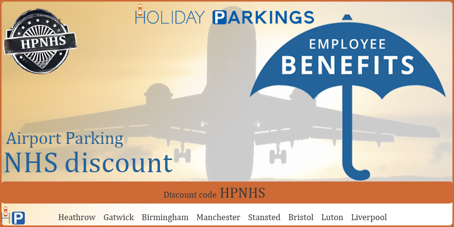 holiday parkings nhs discount code for airport parkings