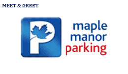 airport parking meet and greet, airport park and ride